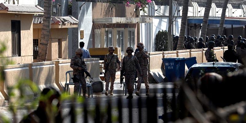 Une attaque du consulat chinois à Karachi fait quatre morts