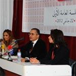 Première réunion de la constituante civile et adoption du projet de règlement inérieur