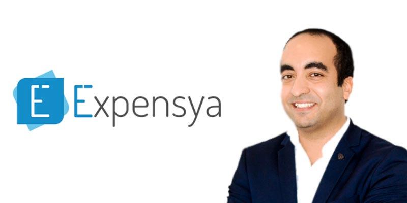 En video :Karim Jouini brille encore avec sa nouvelle application Expensya et signe un partenariat avec viseo