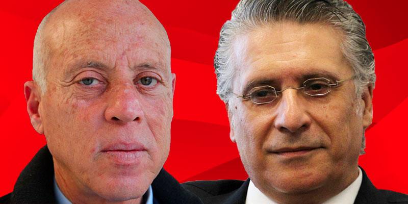 Un débat télévisé entre Saïed et Karoui, demain