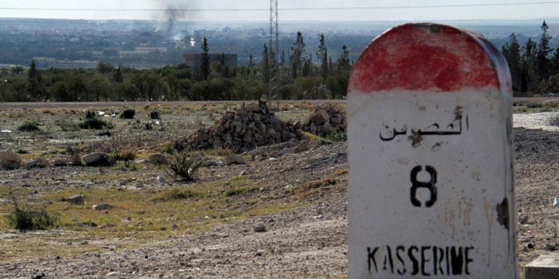 القصرين: معتصمون يحتجون على وفاة أحدهم