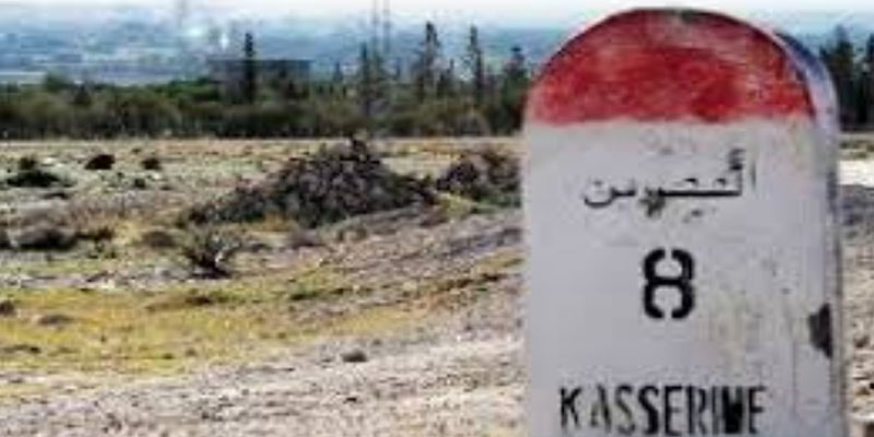 القصرين: بتر ساق مواطن أصيب إثر انفجار لغم في جبل المغيلة