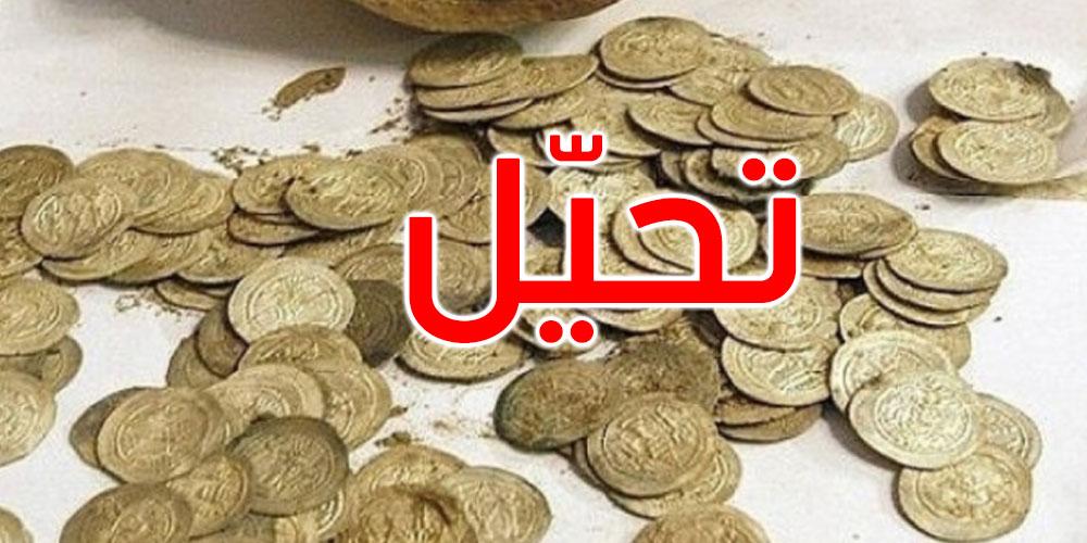 القصرين: يبيع قطعا نقدية من فئة 20 مليما على أنها ذهبية