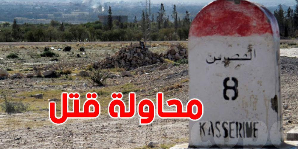 القصرين: محاولة قتل رئيس دائرة الغابات..تفاصيل
