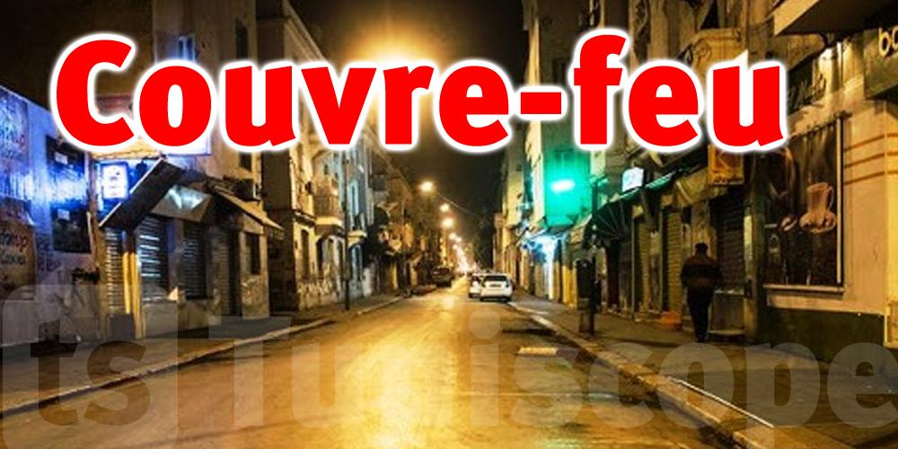 Tunisie-coronavirus : vers un couvre-feu à...
