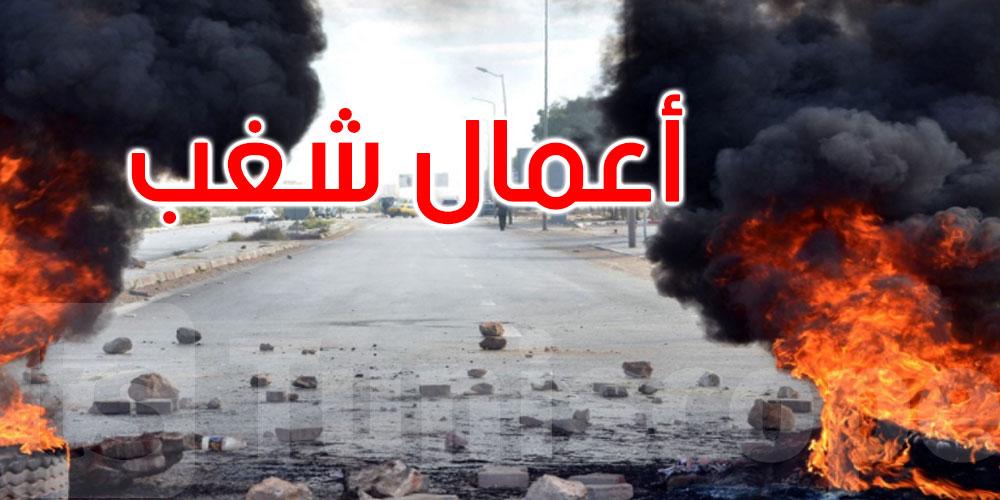 القصرين: رشق مركز الأمن بحي النور بالحجارة
