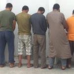 ايداع 7 متهمين السجن من أصل 14 موقوف من كتيبة ابو بكر الصديق