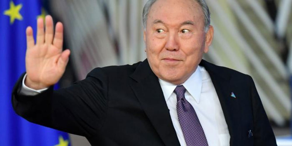 إصابة رئيس كازاخستان السابق بفيروس كورونا