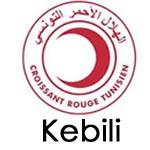 Le Croissant Rouge Tunisien distribue des aides à Kébili