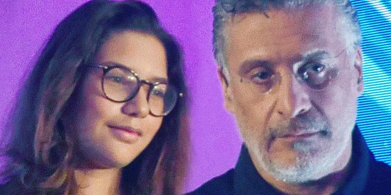 Le bouleversant témoignage de Kenza fille autour de son papa Nabil Karoui