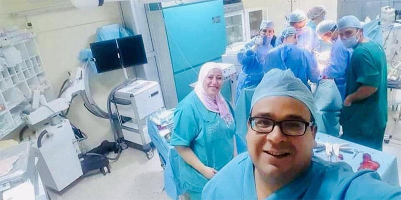 بالمستشفى الجهوي بقرقنة : إنجاز أوّل عملية جراحية لاستئصال ورم بالمستقيم