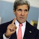 كيري: السعودية والإمارات وتركيا عرضت استخدام قواعدها العسكرية لضرب سوريا