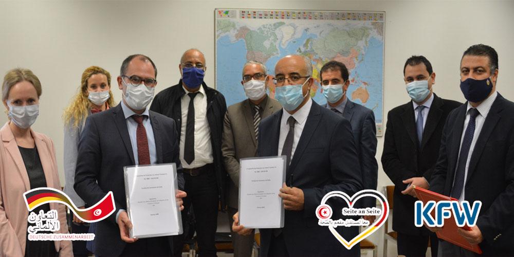 La KfW supporte la Tunisie dans son adaptation au changement climatique