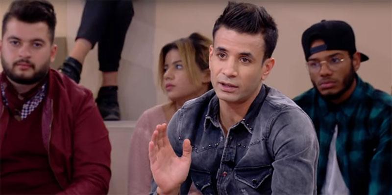 بالفيديو: خالد القربي ''زوجتي لم تدعمني في محنتي وأنا بصدد الطلاق''