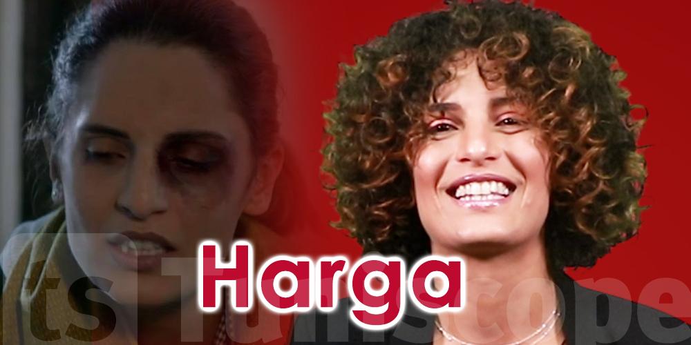 En vidéo: Quand Khawla Chemakh s'adresse à son personnage dans Harga...