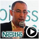 En vidéo : Rachid Khattate PDG présente l'approche de Nestlé Tunisie pour une nutrition saine