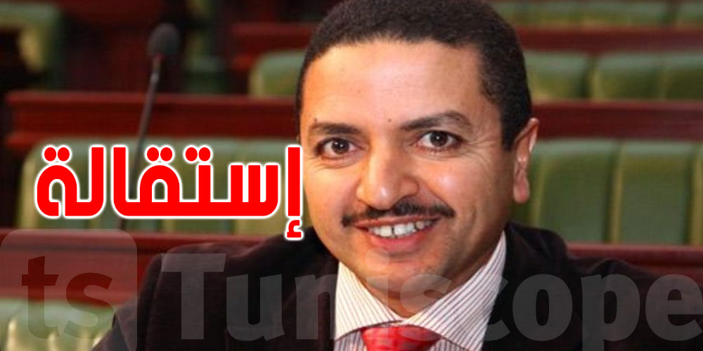عاجل: الحبيب خضر يستقيل