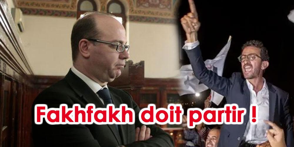 Il faut en finir avec le gouvernement Fakhfakh d'après Oussama Khlifi