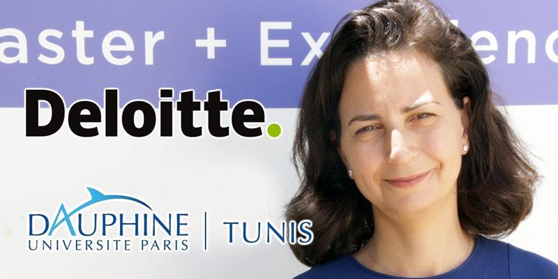 En vidéo : Emna Kharouf présente l'adéquation du programme intégré avec les exigences de Deloitte