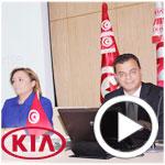En vidéo : Amel Bouchamaoui et Mehdi Mahjoub dressent le bilan des 5 ans de City Cars