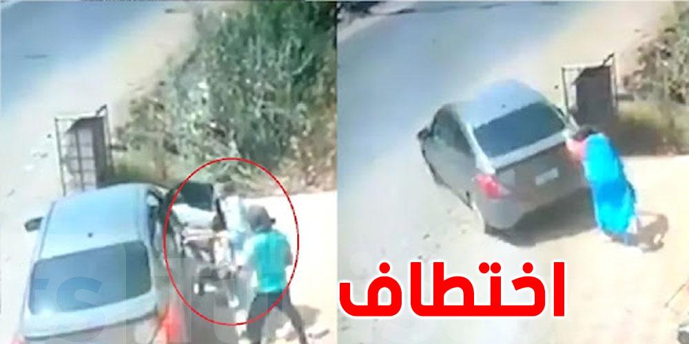 بالفيديو: وسط  الزغاريد، الطفل المخطوف يعود إلى أهله ويسرد تفاصيل الواقعة