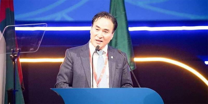انتخاب كيم جونغ رئيسا للإنتربول<