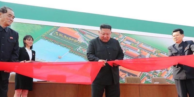 Première apparition de Kim Jong-un après sa ''mort''