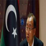 في زيارة مفاجئة إلى ليبيا: بان كي مون يدعو الليبيين للحوار