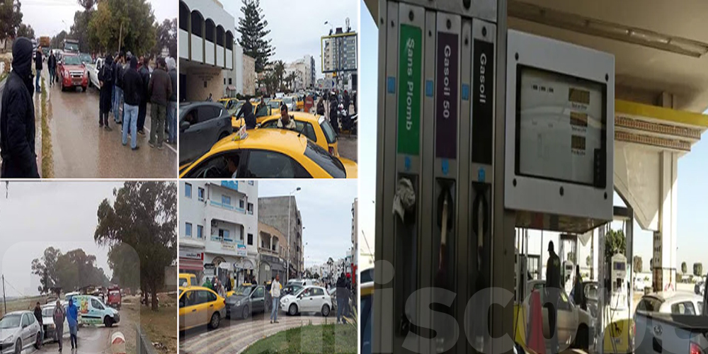 Tunisie : l'UGTT : Le prix de l'essence coûtera ...