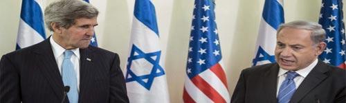 جون كيري: نتانياهو اعترض على فكرة وجود قوات الناتو في الضفة الغربية