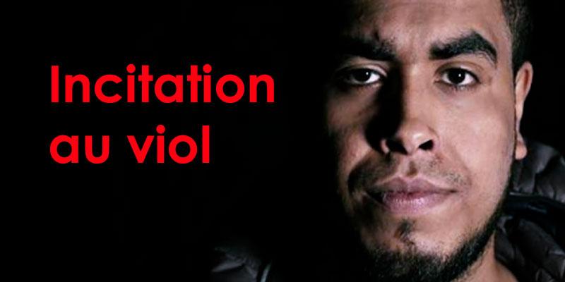 Arrestation de Klay BBJ pour incitation au viol