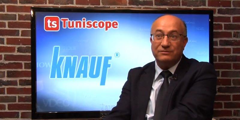 En vidéo : Sofiene Ben Salah parle de l'actualité de KNAUF Tunisie