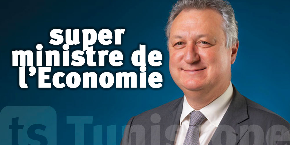 Ali Kooli super ministre de l'Economie
