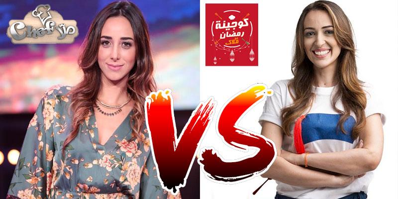 Malla Chef VS Koujinet Romdhane : laquelle préférez-vous ?