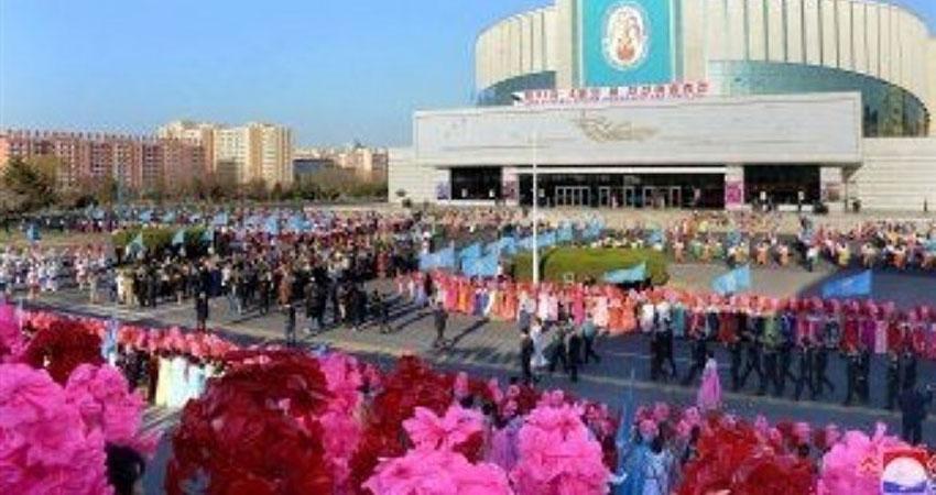 كوريا الشمالية تتجنب الاستفزاز في عيد ميلاد مؤسسها الراحل