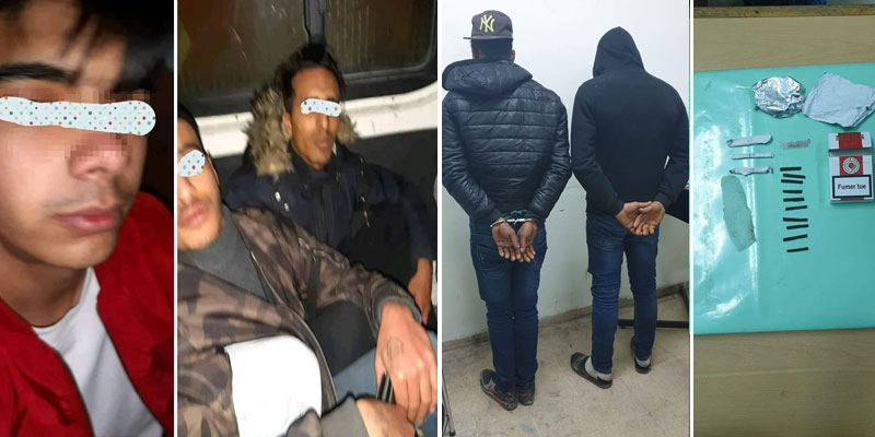 ''براكاج'' بمحطة سيدي بوسعيد: شرطة النجدة تُطيح بـ5 منحرفين