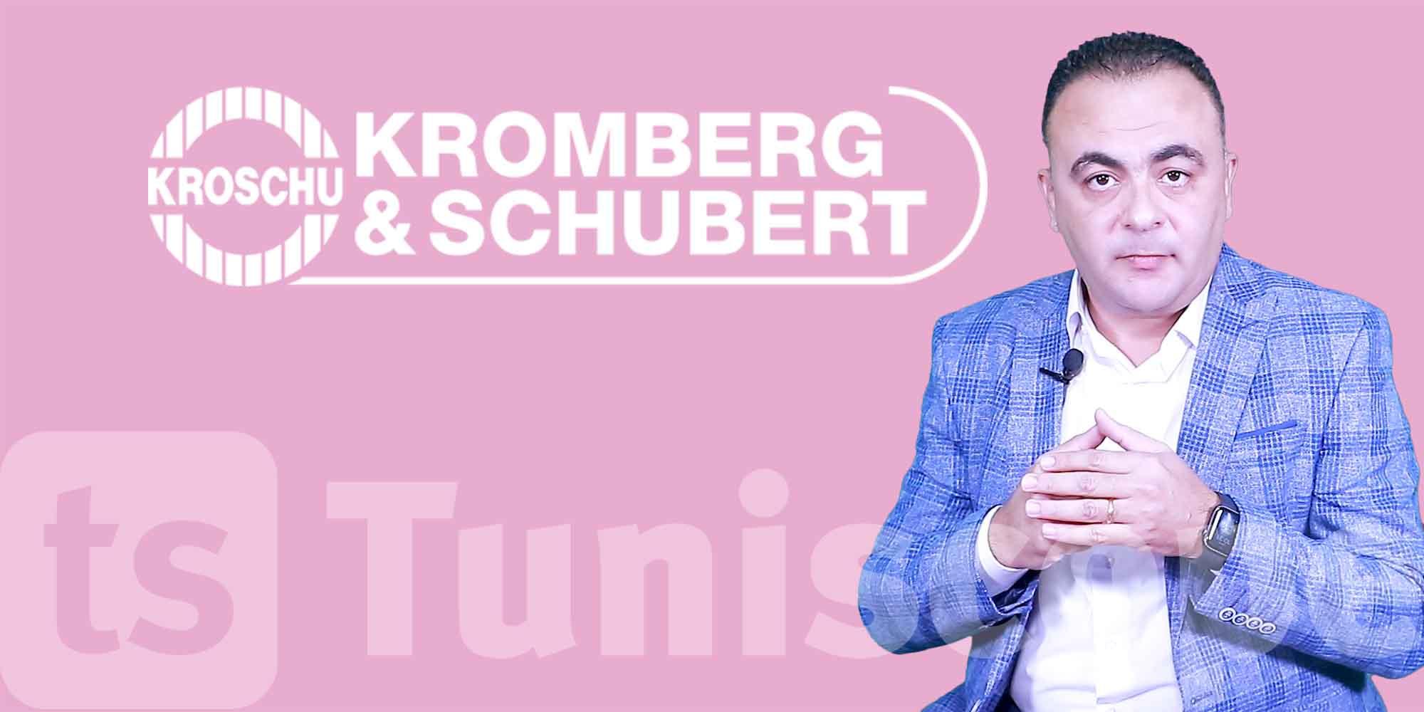 En vidéo : Wissem Badri, raconte la succes story Kromberg & Schubert