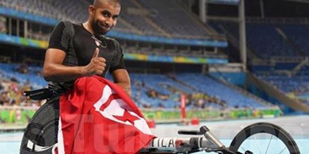 Médaille d'or et nouveau record pour Walid Ktila