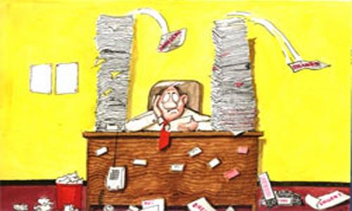 Archivez vos papiers et en ordre