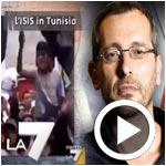 En vidéo : LA7 italienne manipule des images autour d'une manifestation de 'Daech en Tunisie'