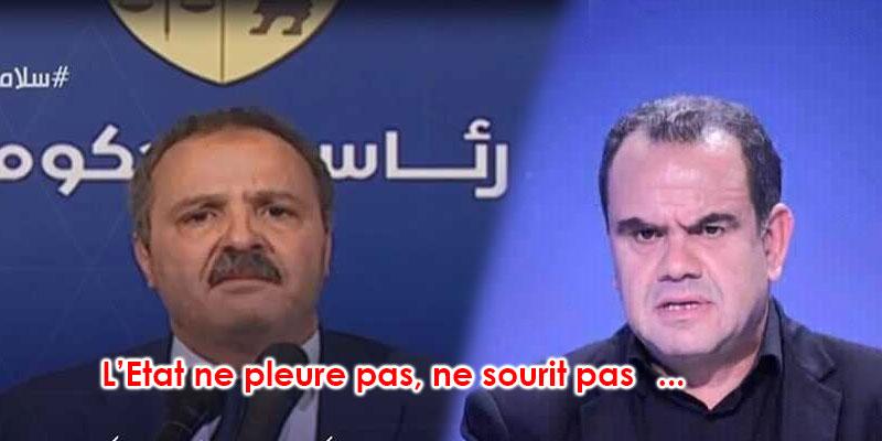 Lotfi Laamari: L'Etat ne pleure pas ,ne sourit pas, il applique la loi