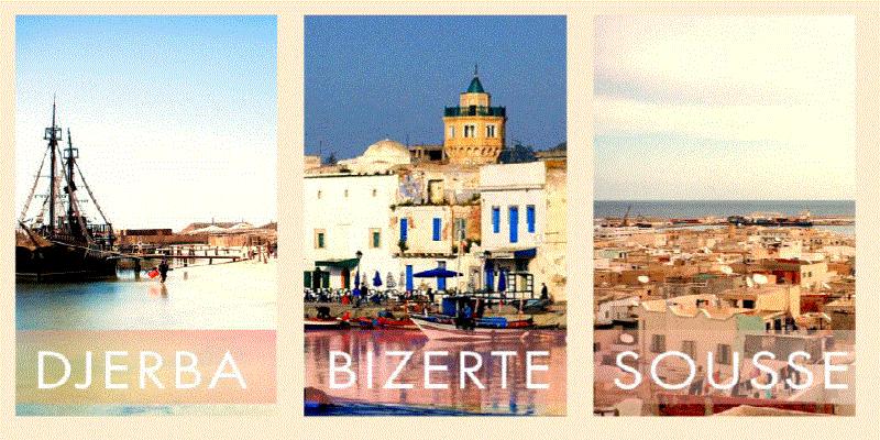 The Labyrinth Summer Camp : Djerba, Sousse, Bizerte