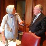 Ben Jaafar à Christine Lagarde : La Tunisie a besoin de flexibilité