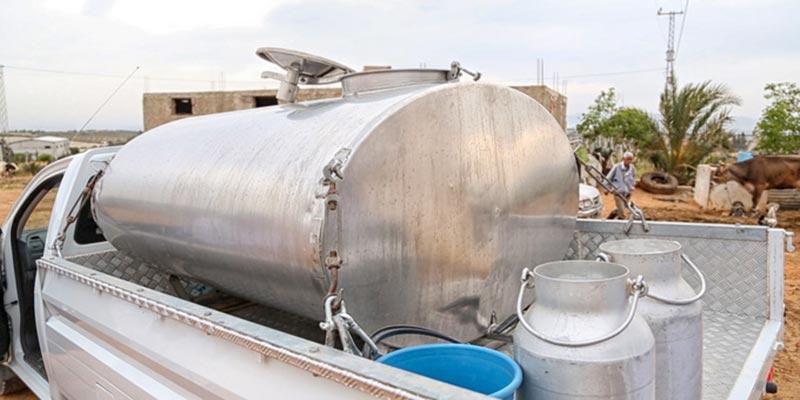 Si le secteur du lait est libéralisé, le litre serait à 1600 millimes