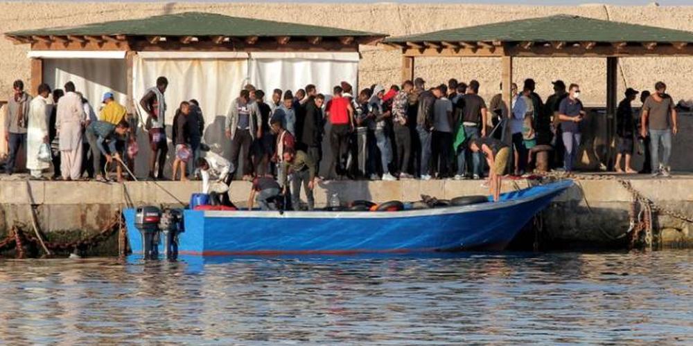 57 bateaux de migrants tunisiens irréguliers arrivent en 24h en Italie