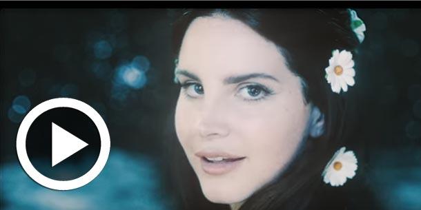 En vidéo : Le nouveau clip de Lana Del Rey dépasse les 3 millions de vues sur Youtube en moins de 24 heures