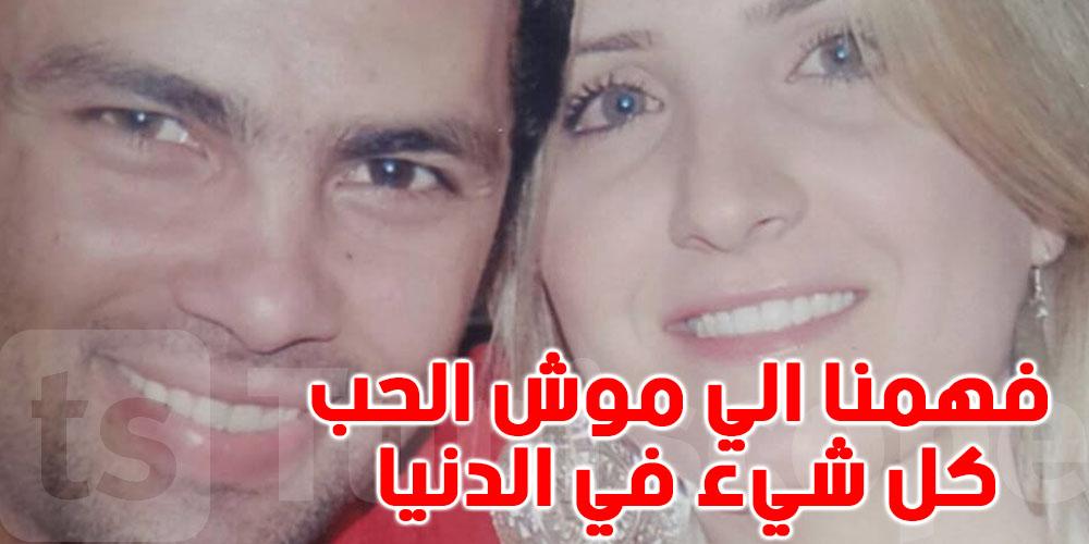 أحمد الأندلسي يكشف تفاصيل انفصاله عن زوجته