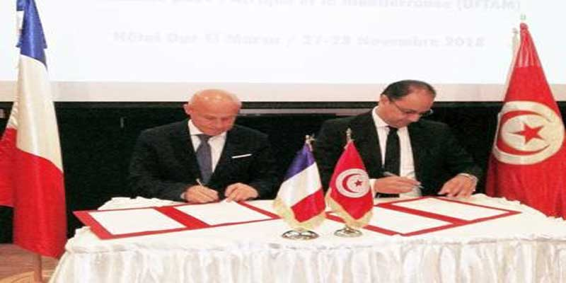 Convention de partenariat pour le renforcement des compétences des étudiants en langue française