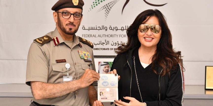 الإمارات تمنح الإقامة الذهبية للطيفة.. وهذه رسالتها لحاكم دبى