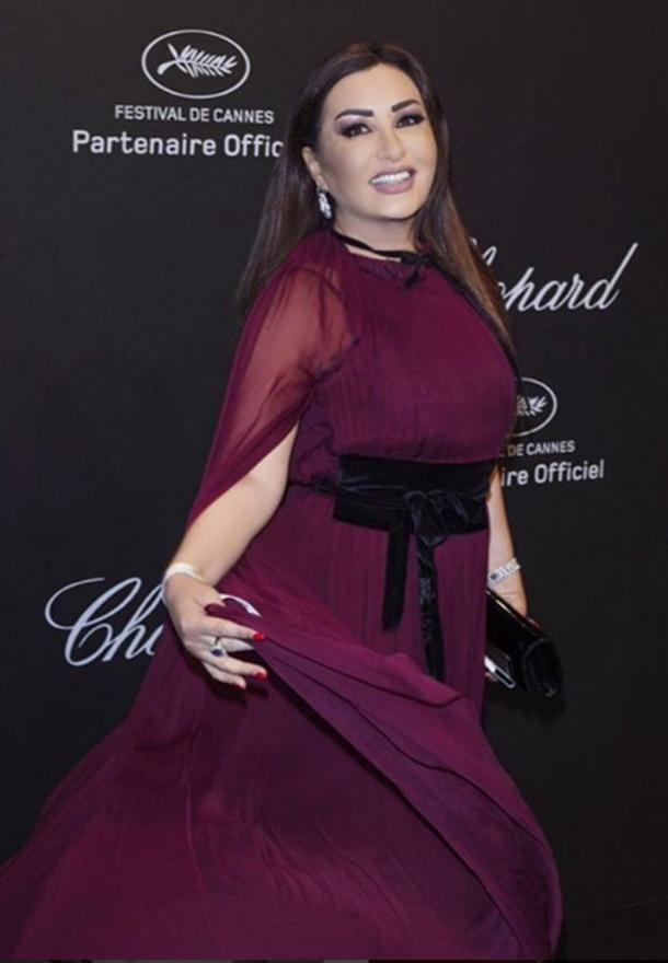 En photo…Latifa Arfaoui : Son deuxième look au Festival de Cannes